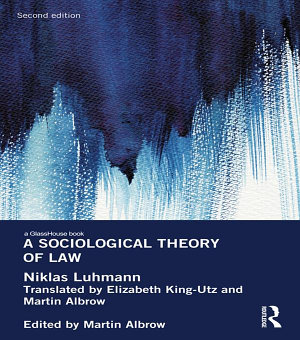 A Sociological Theory of Law