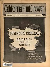 California Fruit News: Volume 44, Issue 1213