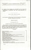 To Amend the Homeland Security Act of 2002 to Establish a National Bio and Agro defense Facility PDF