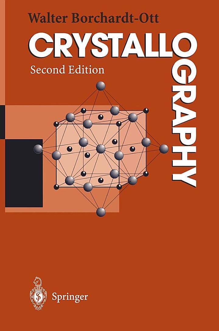 Crystallography