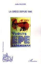 La Grèce depuis 1940