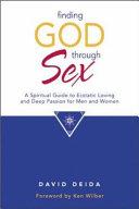 Finding God Through Sex