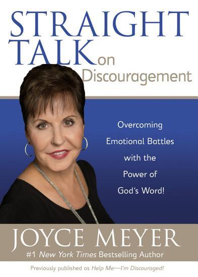Straight Talk on Discouragement PDF
