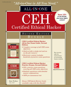 CEH Certified Ethical Hacker Bundle  Second Edition PDF