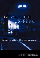 Real Life X Files PDF