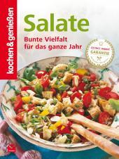 K&G - Salate: Bunte Vielfalt für das ganze Jahr