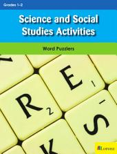 Science and Social Studies Activities: Word Puzzlers for Grades 1-2