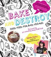 Bake and Destroy PDF