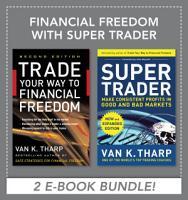 Financial Freedom with Super Trader EBOOK BUNDLE PDF