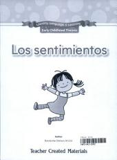 Los sentimientos Teacher's Guide