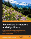 Java 9 Data Structures and Algorithms PDF