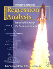 Regression Analysis IM: Edition 2