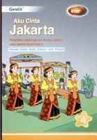 Pendidikan Lingkungan dan Budaya Jakarta kls 4 PDF
