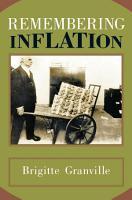 Remembering Inflation PDF