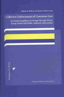 Collective Enforcement of Consumer Law PDF