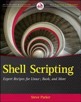 Shell Scripting PDF