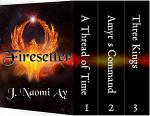 Firesetter: Books 1 - 3 Box Set