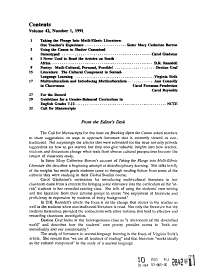 The English Record PDF