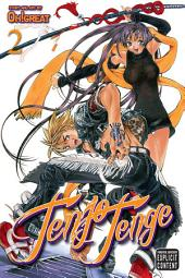 Tenjo Tenge (Full Contact Edition 2-in-1), Vol. 2: Full Contact Edition 2-in-1