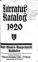 Literatur Katalog PDF