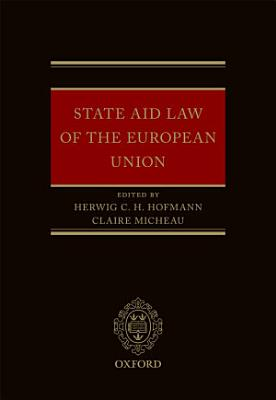 State Aid Law of the European Union PDF