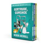 Gertrude, Gumshoe Cozy Mystery Box Set: Books 1, 2, and 3
