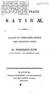 Satiræ