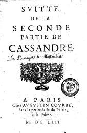 Cassandre: roman, Volume4
