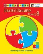 Fix-it Phonics Level 1 - Teacher's Booklet
