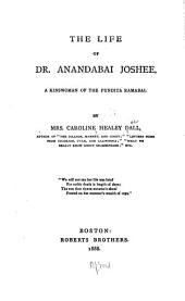 The Life of Dr. Anandabai Joshee: A Kinswoman of the Pundita Ramabai