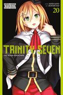 Trinity Seven  Vol  20 PDF
