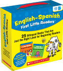 English Spanish First Little Readers  Guided Reading Level B  Parent Pack  Book