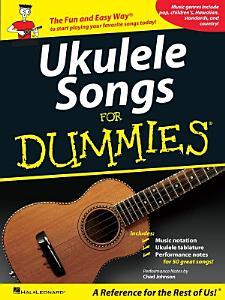 Ukulele Songs for Dummies  Songbook  PDF