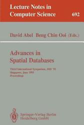 Advances in Spatial Databases PDF