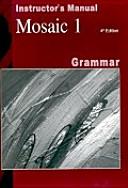Mosaic  Level 1  Grammar PDF
