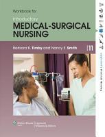Workbook for Introductory Medical Surgical Nursing PDF