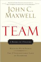 Team Maxwell 2in1  Winning With People 17 Indisputable Laws  PDF