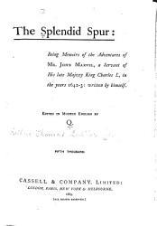 The Splendid Spur Book PDF
