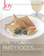 All about Party Foods and Drinks