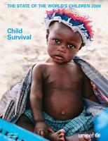 The State of the World s Children 2008 PDF