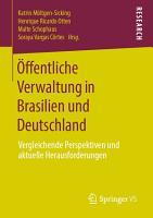 ffentliche Verwaltung in Brasilien und Deutschland PDF