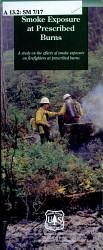 Smoke Exposure At Prescribed Burns Book PDF