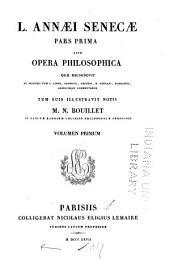 Omnia opera quæ vulgo exstant sub nomine L. A. Senecæ: philosophica, declamatoria et tragica, Volume 83
