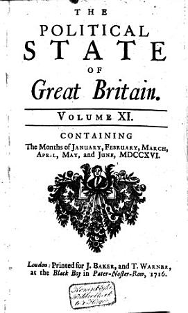 The Political State of Great Britain PDF