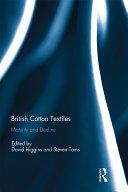 British Cotton Textiles: Maturity and Decline