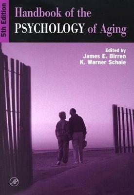 Handbook of the Psychology of Aging PDF