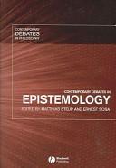 Contemporary Debates in Epistemology PDF