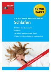 """Kombipaket """"Schlafen und Schnarchen"""": Sparpaket aus zwei Schlafratgebern"""