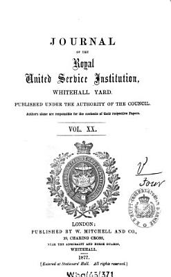 Journal of the Royal United Service Institution PDF