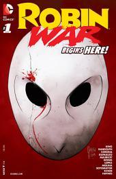 Robin War (2015-) #1